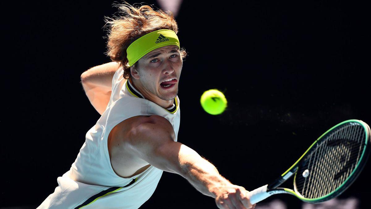 Alexander Zverev - Australian Open 2021