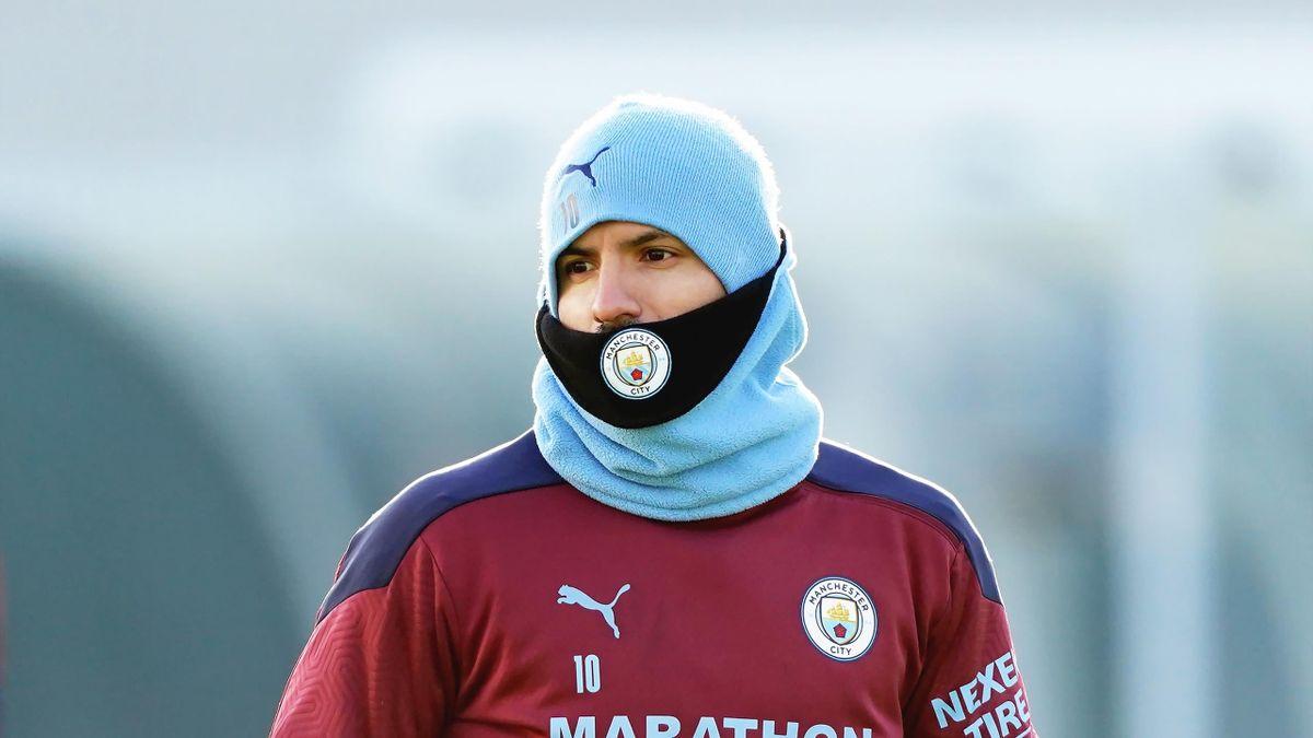Серхио Агуэро, «Манчестер Сити»