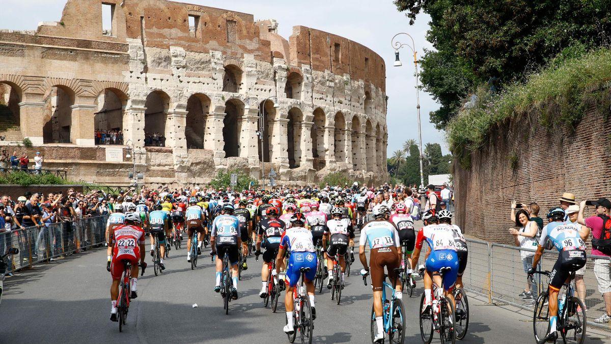 Giro in Roma