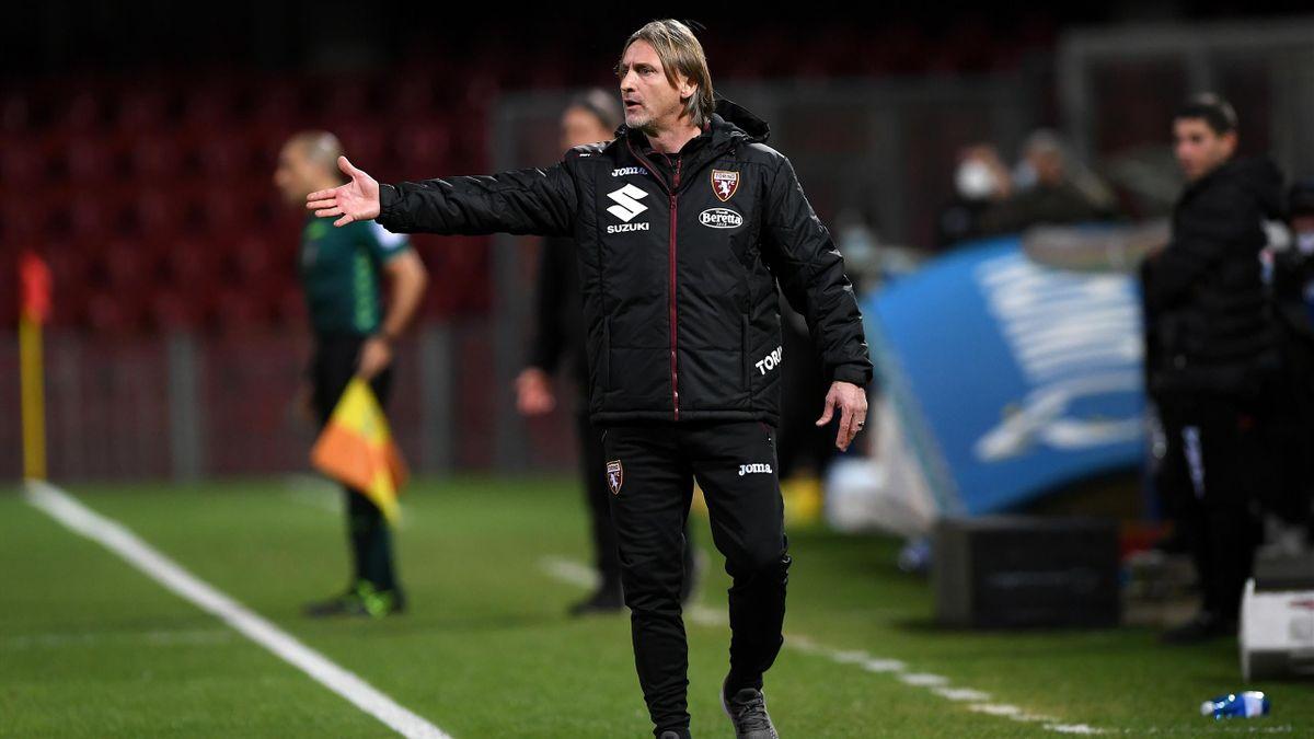 Benevento-Torino, Serie A 2020-2021: l'allenatore del Torino Davide Nicola (Getty Images)