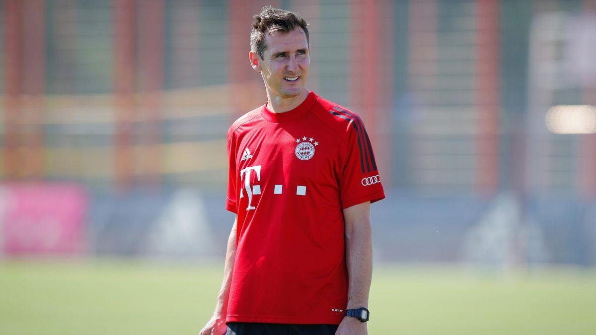 Bayern-Assistenz-Coach Miroslav Klose