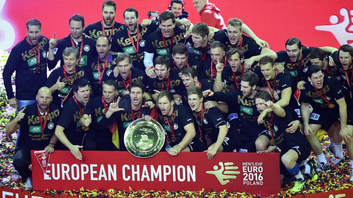 Deutschland ist Handball-Europameister