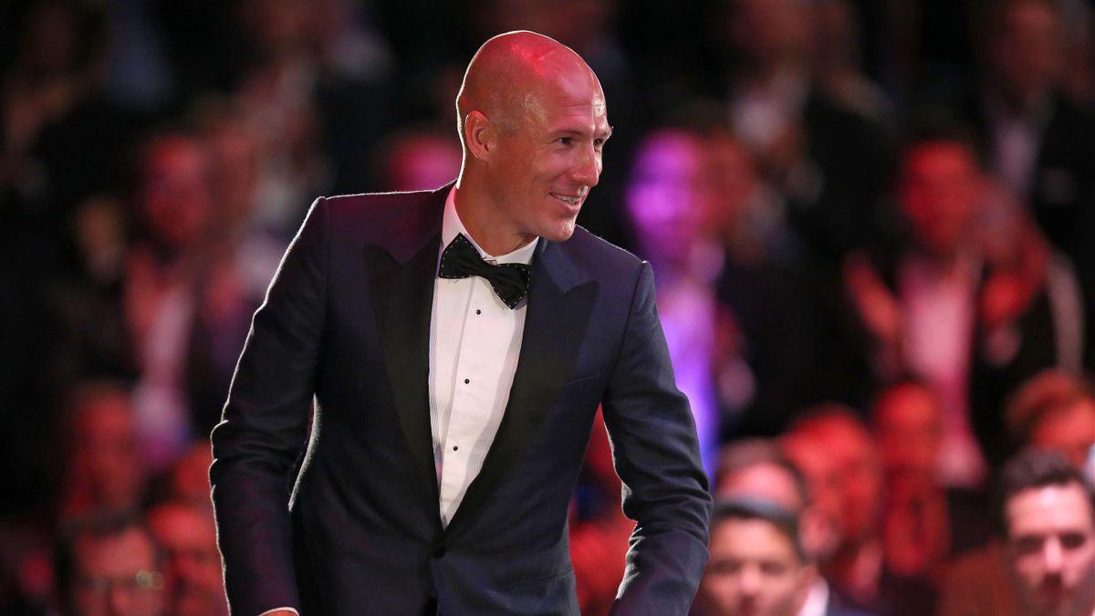 Robben Karriereende