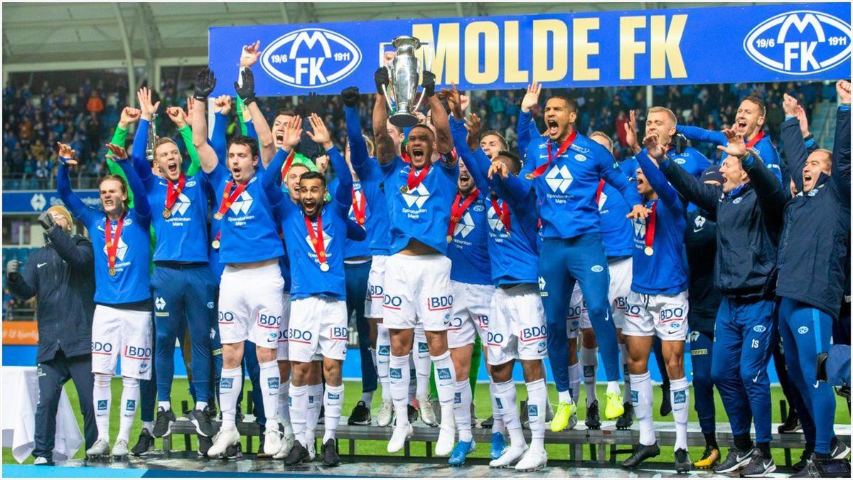 Molde feirer seriegullet i 2019