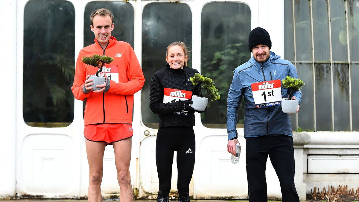 Benjamin Connor, Stephanie Davis and Christopher Thompson confirm qualification of representing Great Britain in the marathon