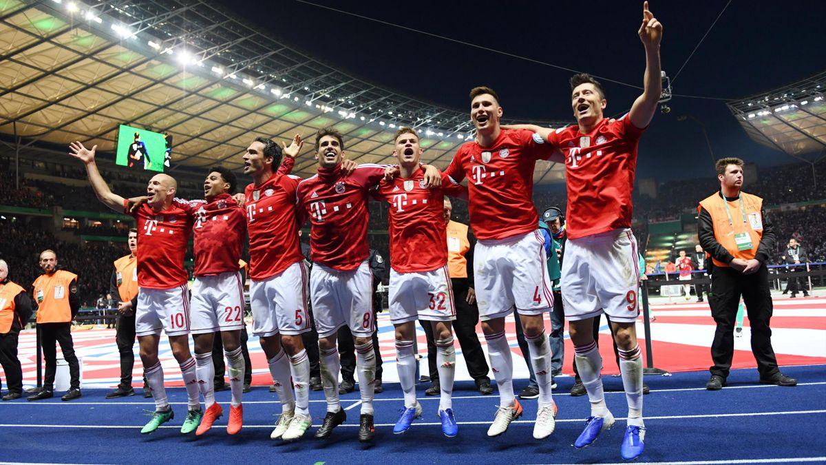 Bayern vant cupen