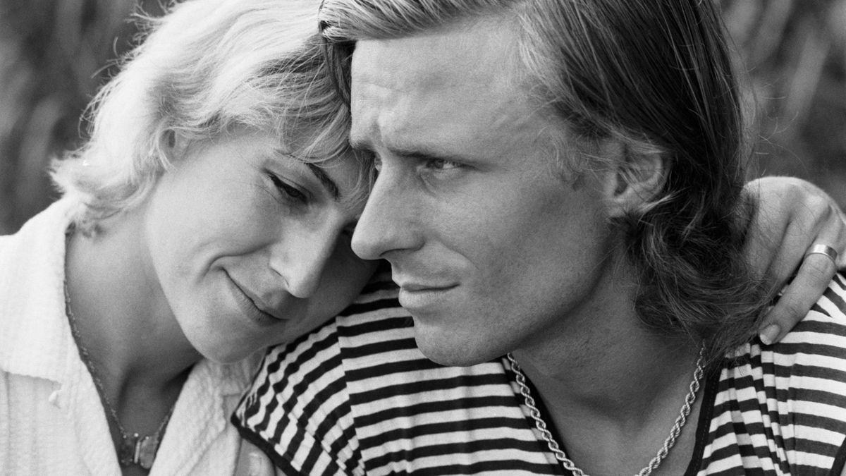 Mariana Simionescu & Bjorn Borg