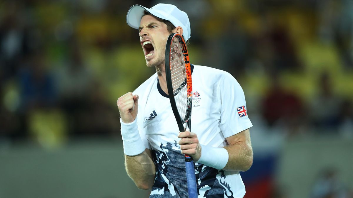 Andy Murray is the only tennis player to successfully defend an Olympic singles title