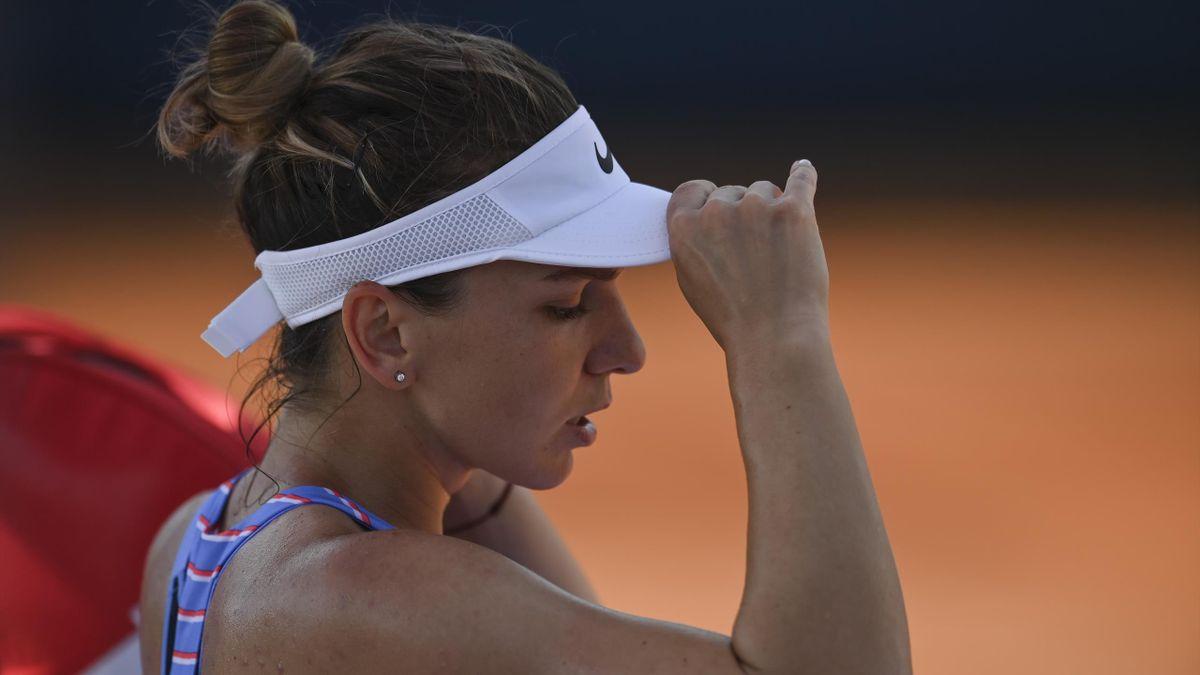 Simona Halep s-a retras de la US Open