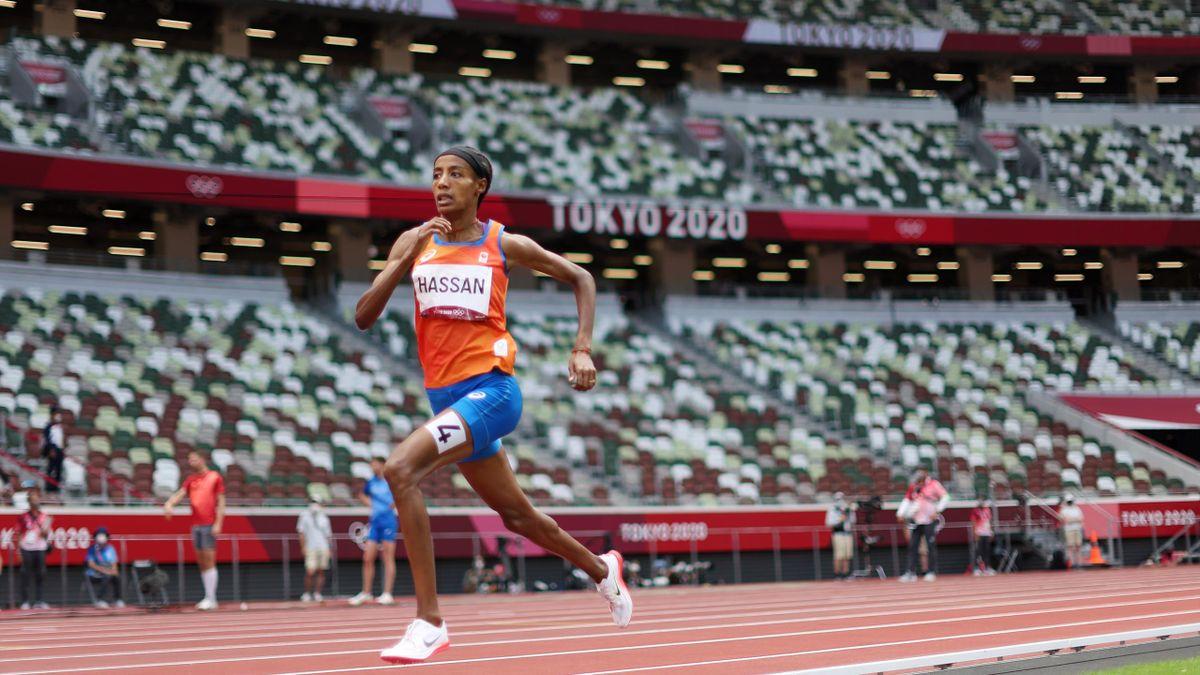 Tokyo 2020   Bekijk hier de gouden 5000 meter race van Sifan Hassan