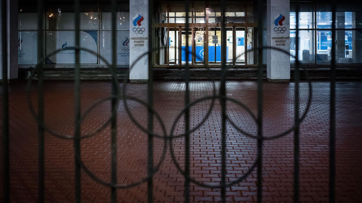 Hovedkvarteret til Russlands OL-komité