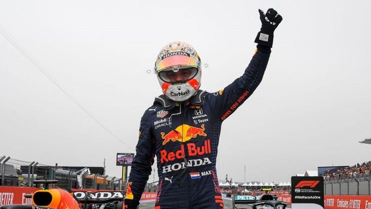 Max Verstappen (Red Bull) - GP of France 2021