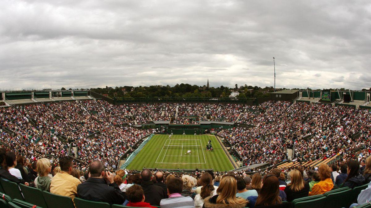 Center Court Tennis Championships in Wimbledon