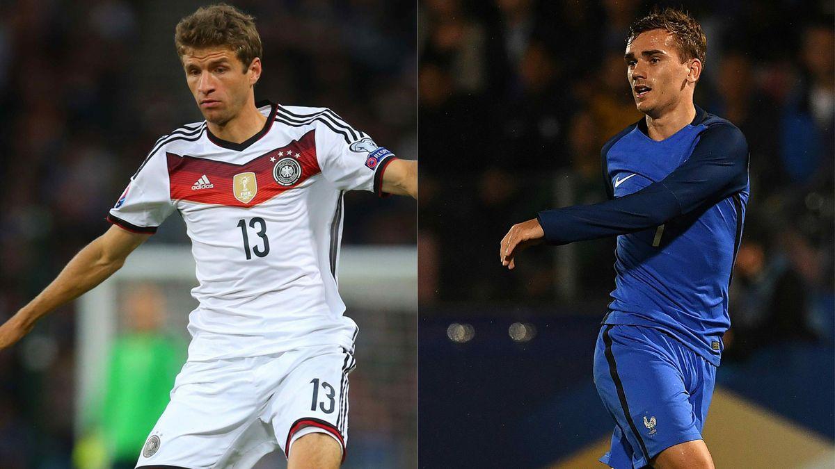 Germany - France
