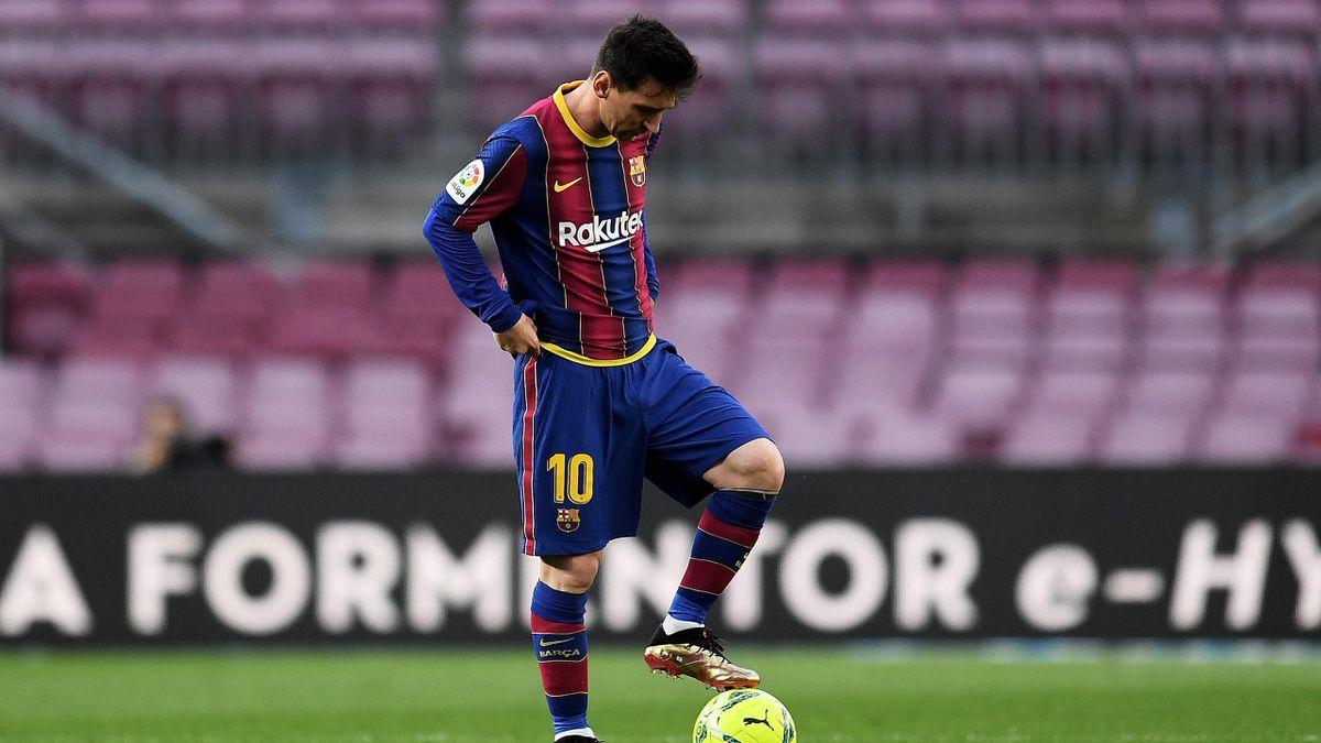 Messi Barcelona-Celta