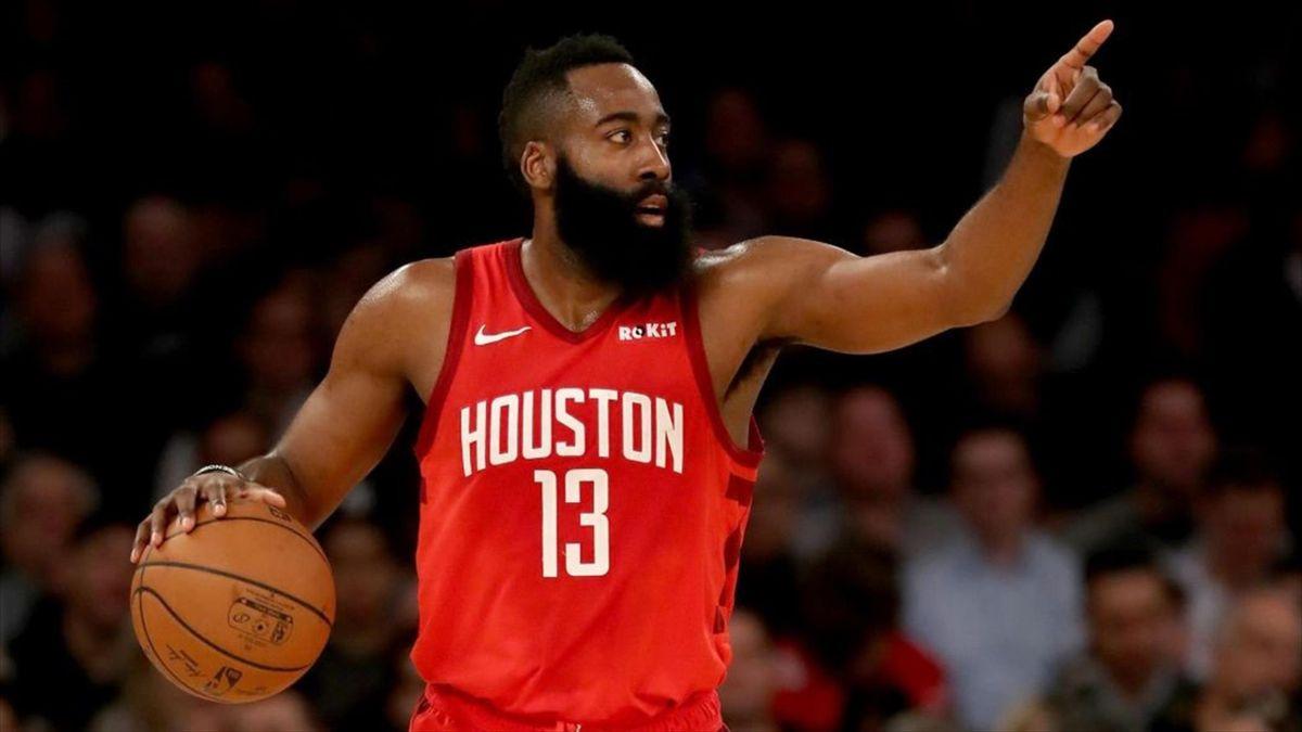James Harden   Houston Rockets   NBA