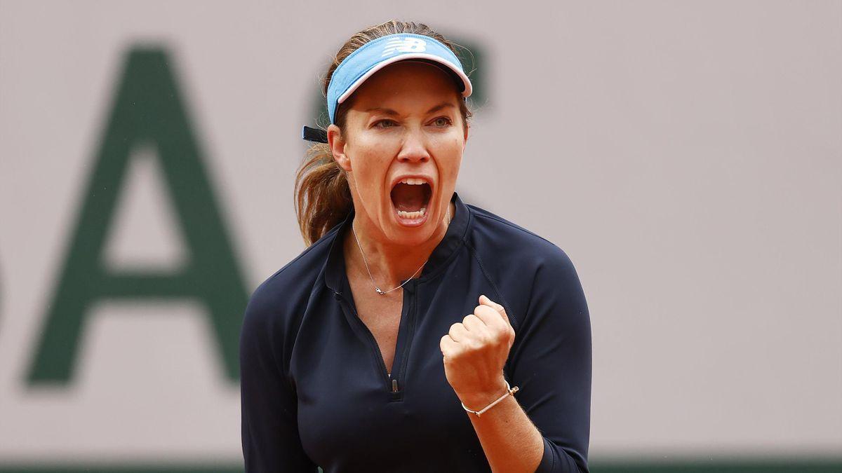 Danielle Collins Roland Garros 2020   Tennis   ESP Player Feature