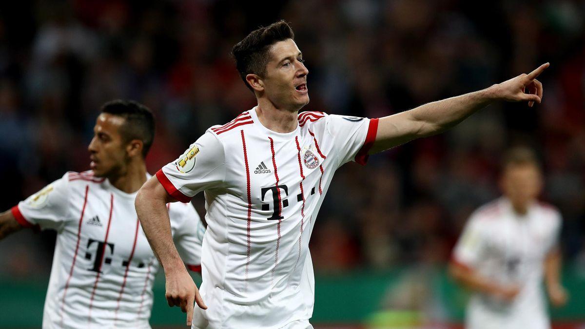 6-2 del Bayern al Leverkusen: finale di Coppa centrata, resta vivo ...