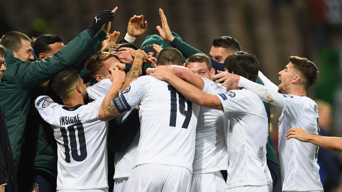 Bosnia-Italia - Qualifier Euro 2020 - Getty Images