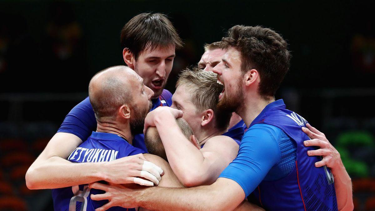 Сборная России по волейболу, Рио-2016