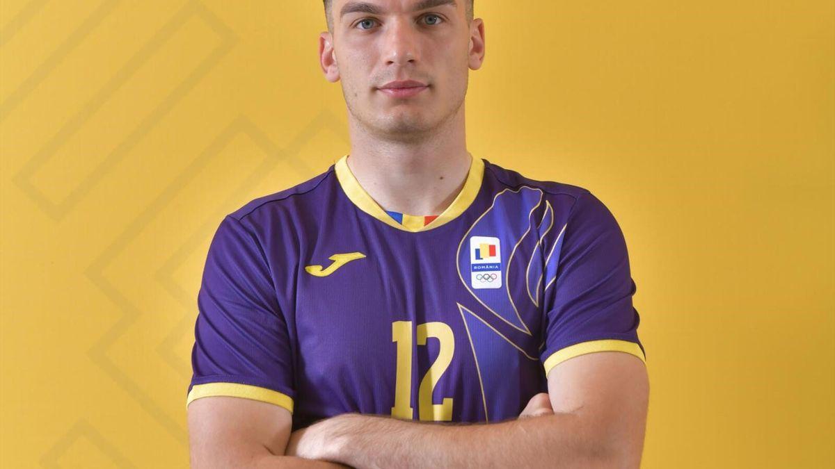 Marian Aioani (Romania U21)