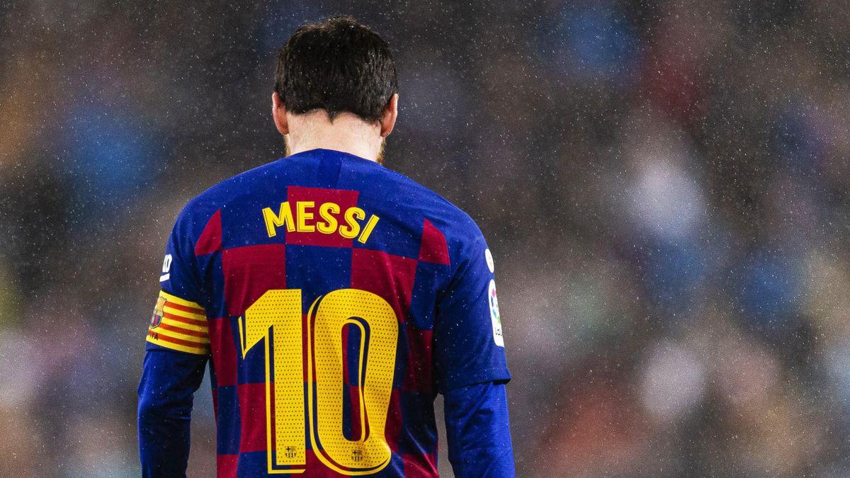 Superstar Lionel Messi vom FC Barcelona