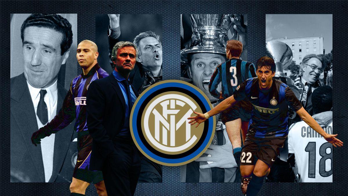 Copertina anniversario Inter