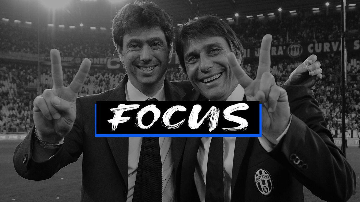 Conte vs. Agnelli