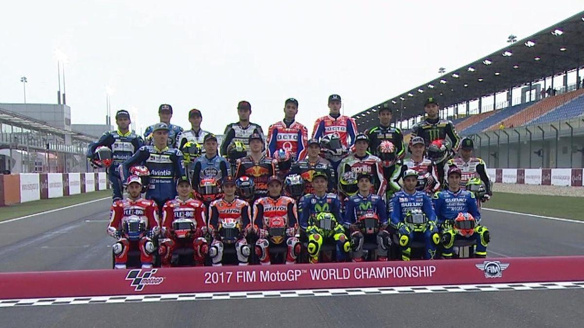 Moto GP : Focus Transfert