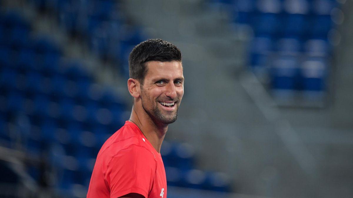 Novak Djokovic (Juegos Olímpicos Tokio 2020)