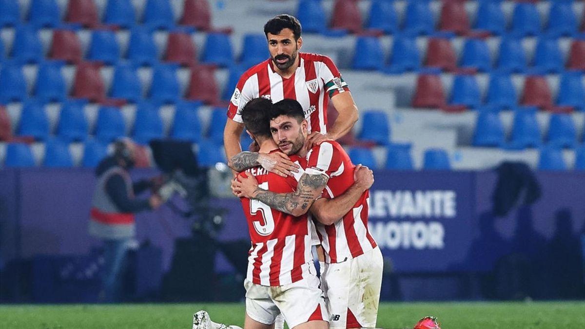 Alex Berenguer of Athletic Club