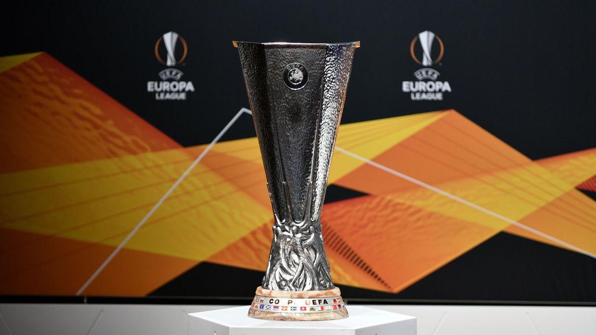 Лига Европы – трофей