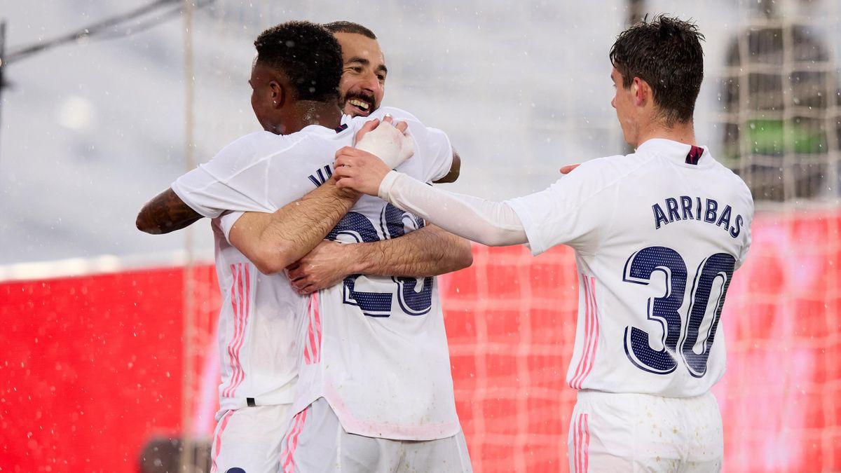 Real Madrid macht den Titelkampf noch einmal spannend