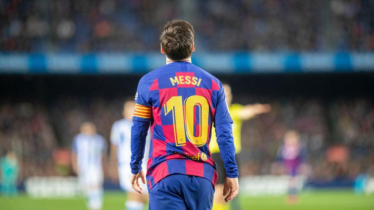 Lionel Messi s-a accidentat la antrenamentul de marți al Barcelonei
