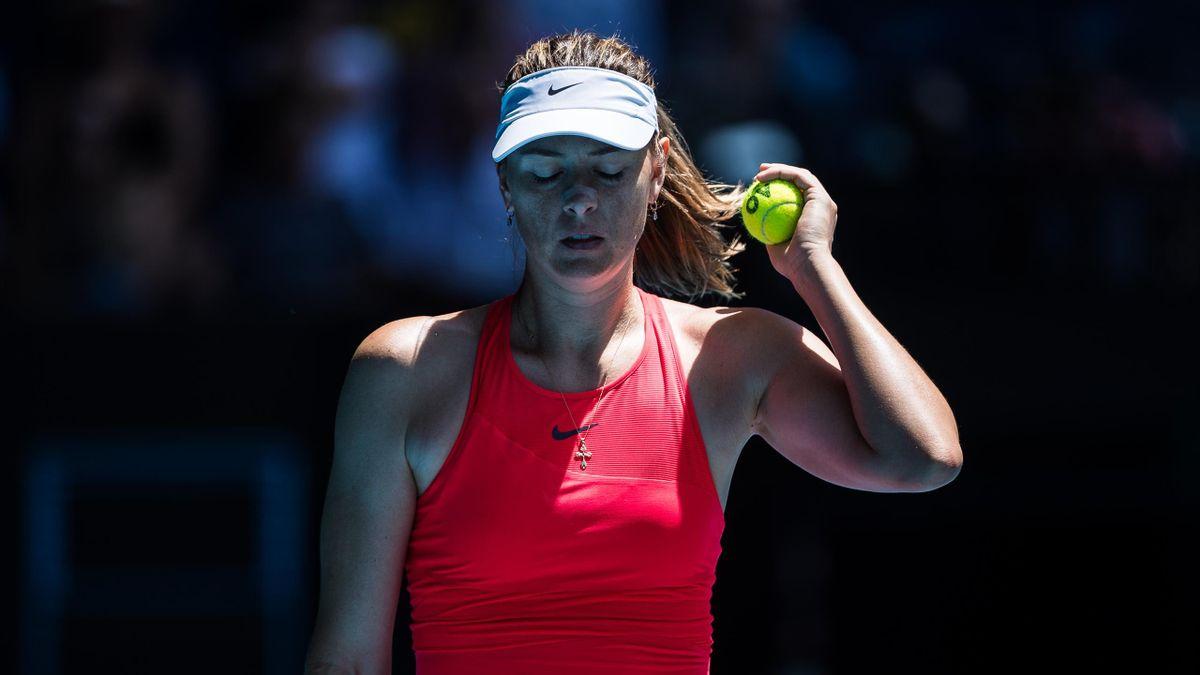 Maria Sharapova beendet ihre Karriere