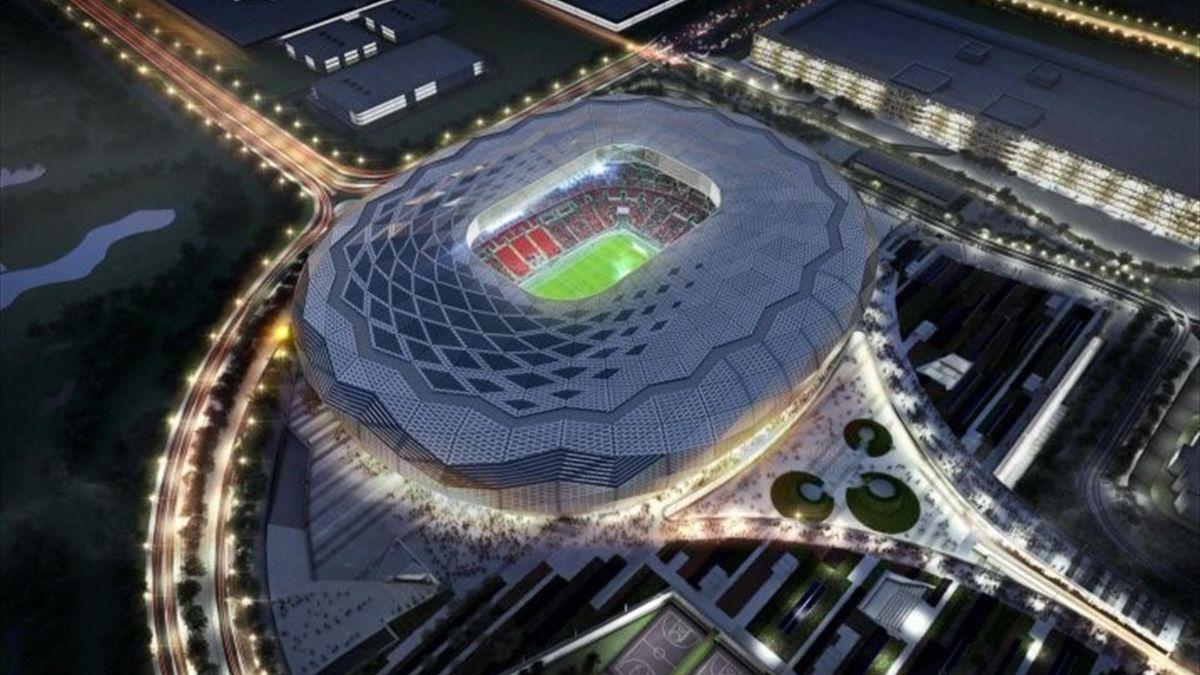 Education City Stadium, grandioasa arenă din Qatar care va găzdui meciuri de la Campionatul Mondial din 2022