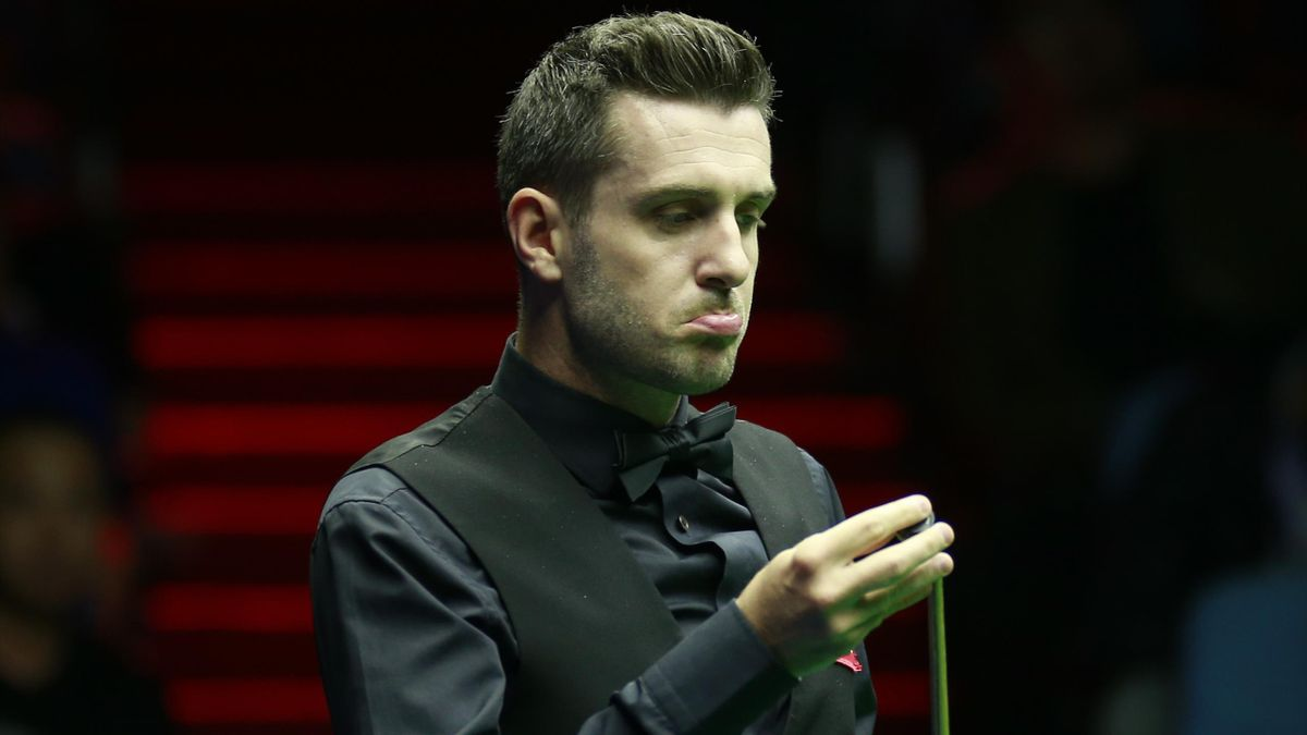 Mark Selby will wonder how he allowed his 3-1 lead to slip