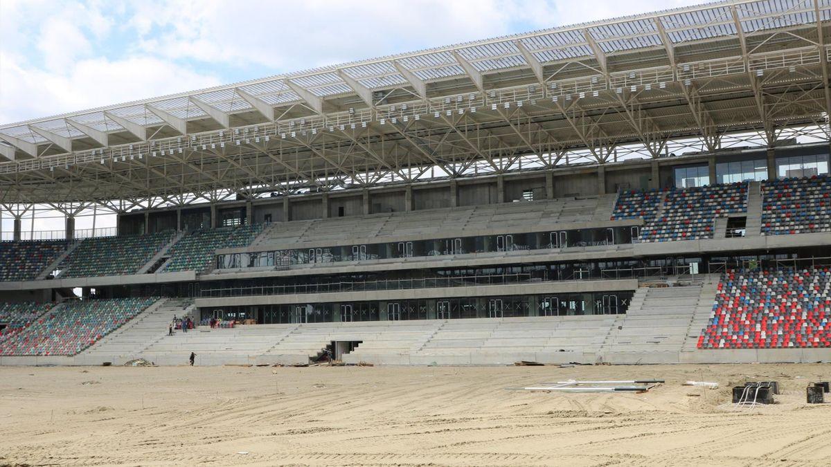 Stadionul Steaua. / Sursa foto: Steaua TV