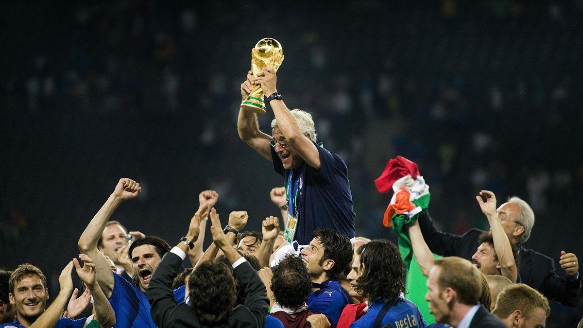 Marcello Lippi - Italia - Mondiale 2006