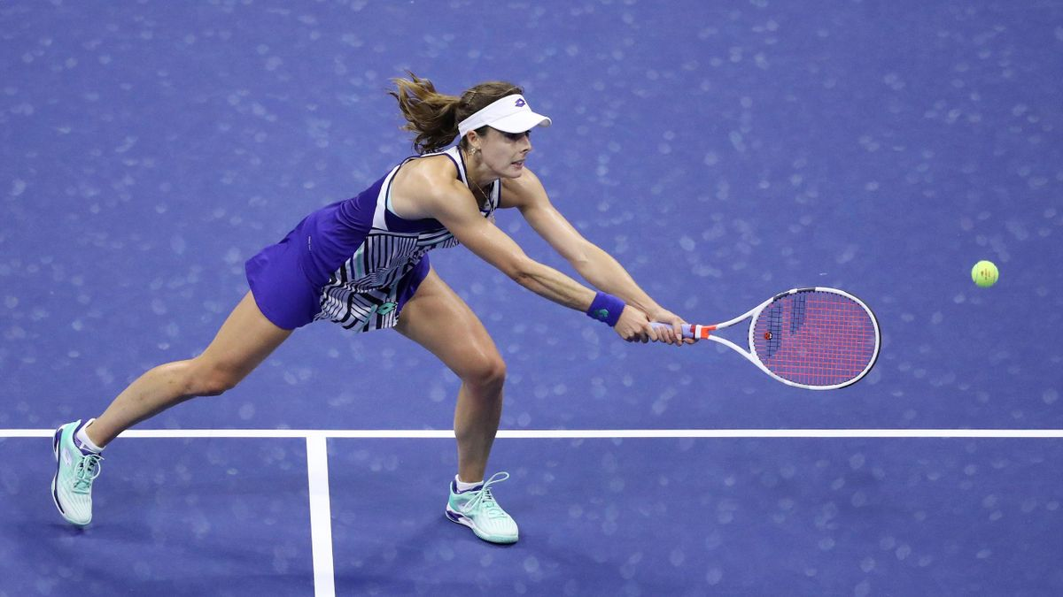 Alizé Cornet | Tennsi US Open 2020 | ESP Player Feature