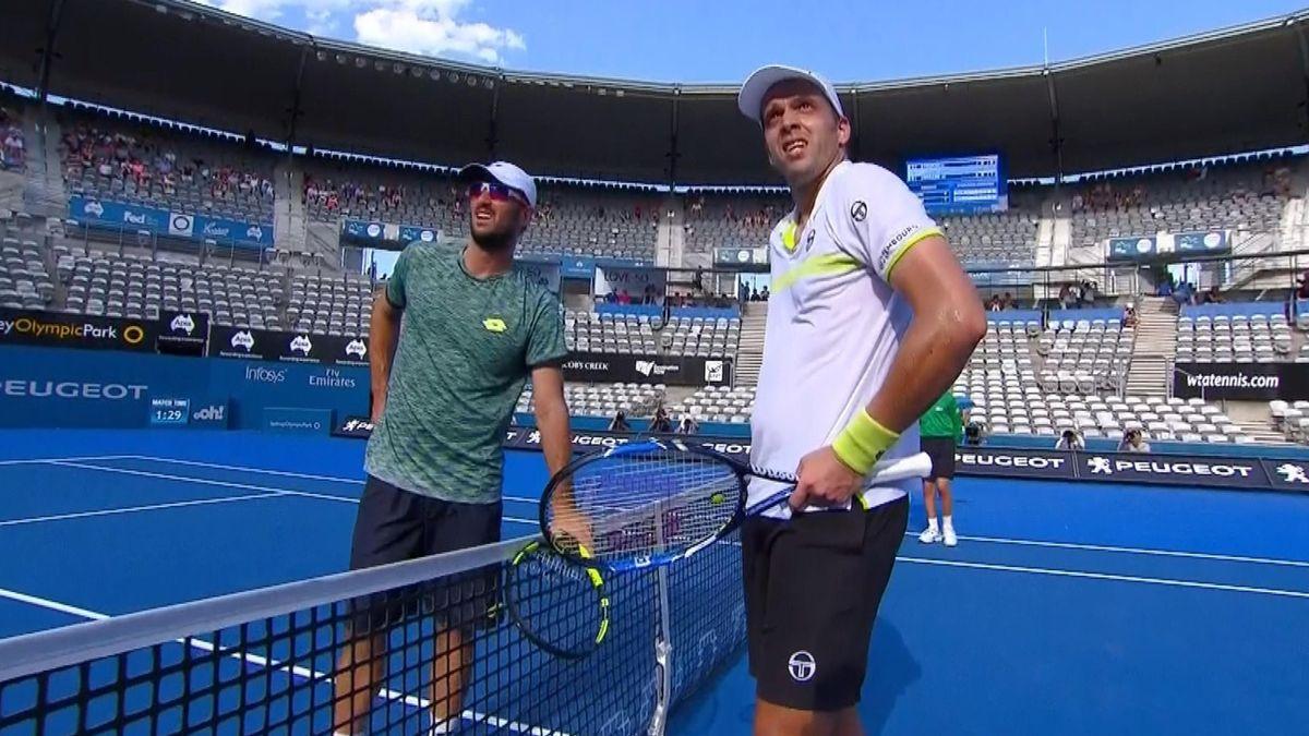 ATP Sydney : Troicki vs Muller
