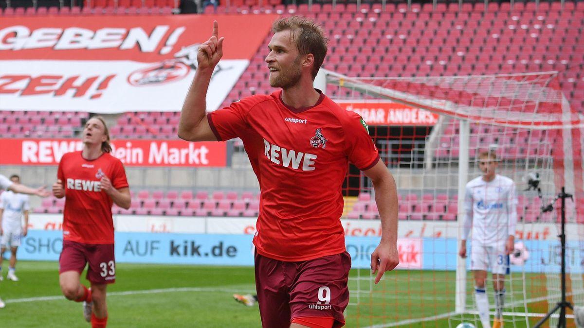 Der 1. FC Köln trifft in der Relegation auf Holstein Kiel