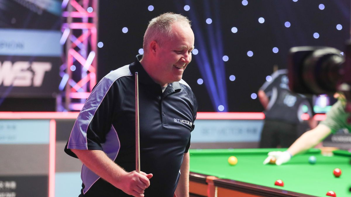 John Higgins, Snooker Shoot Out, Marshall Arena, Milton Keynes, February 5, 2021
