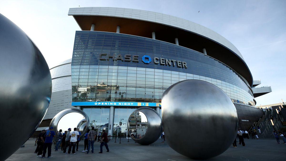 Chase Center, Golden State Warriors