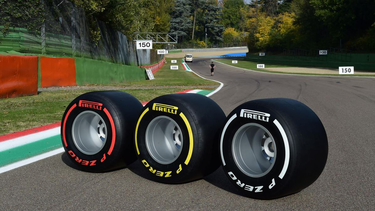 Die Formel 1 verlängert den Vertrag mit Pirelli