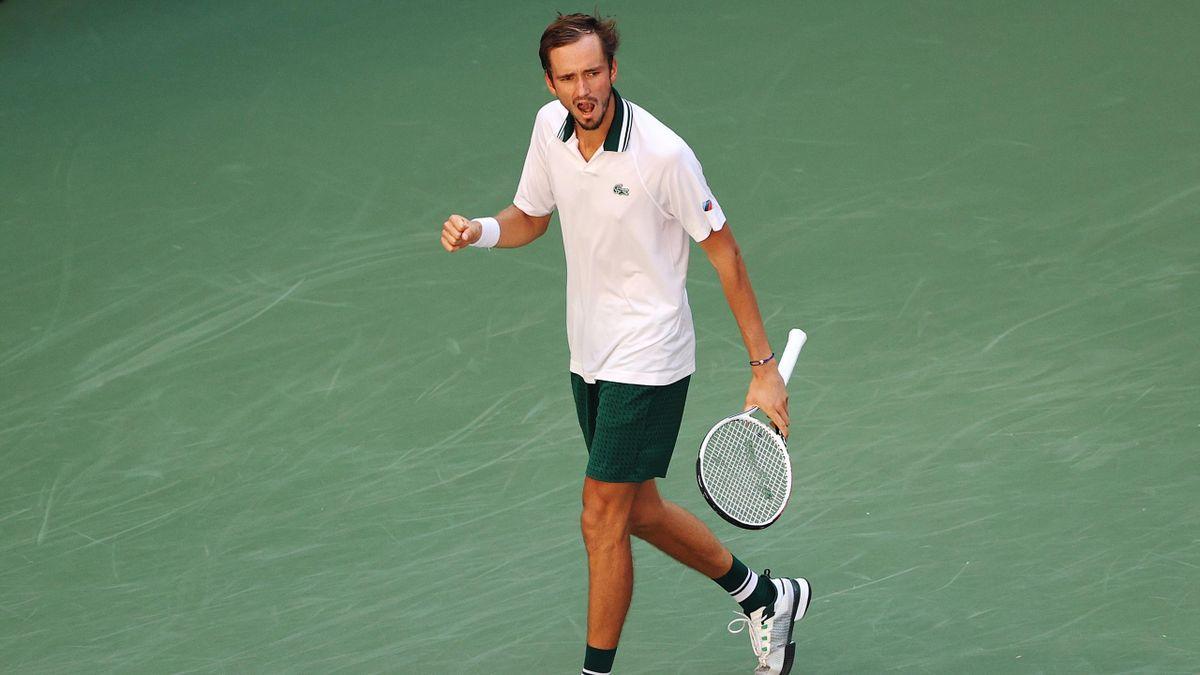 Daniil Medvedev - US Open