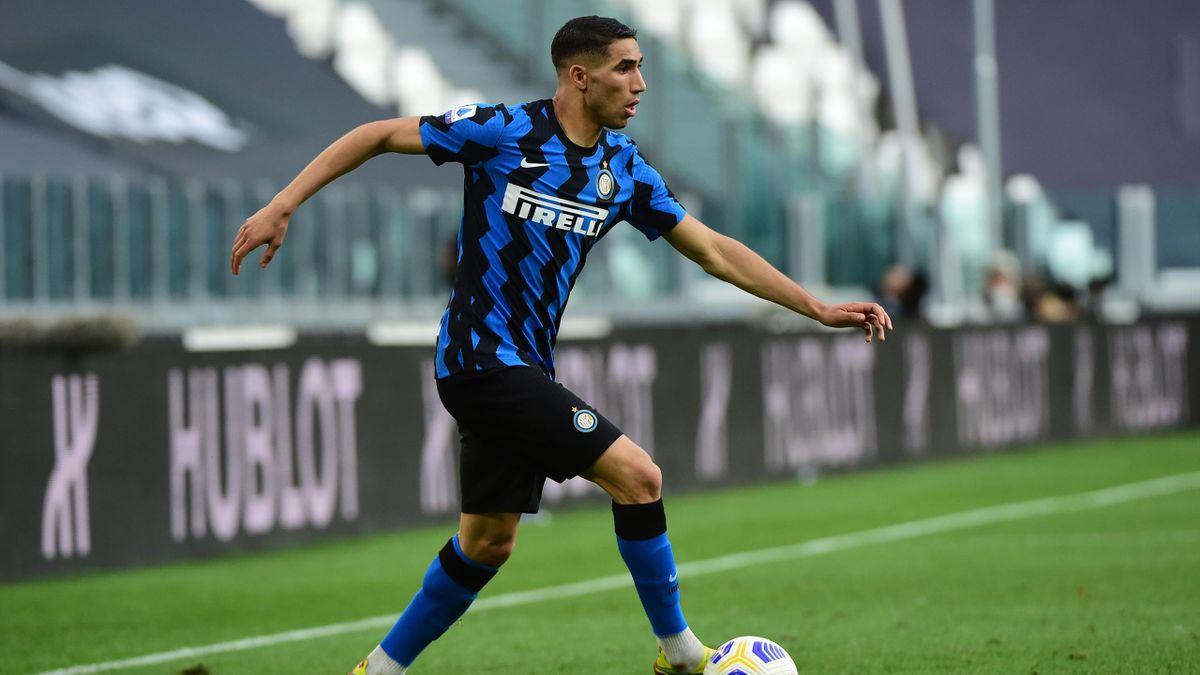 Für Achraf Hakimi fordert Inter Mailand angeblich mindestens 80 Millionen Euro Ablöse
