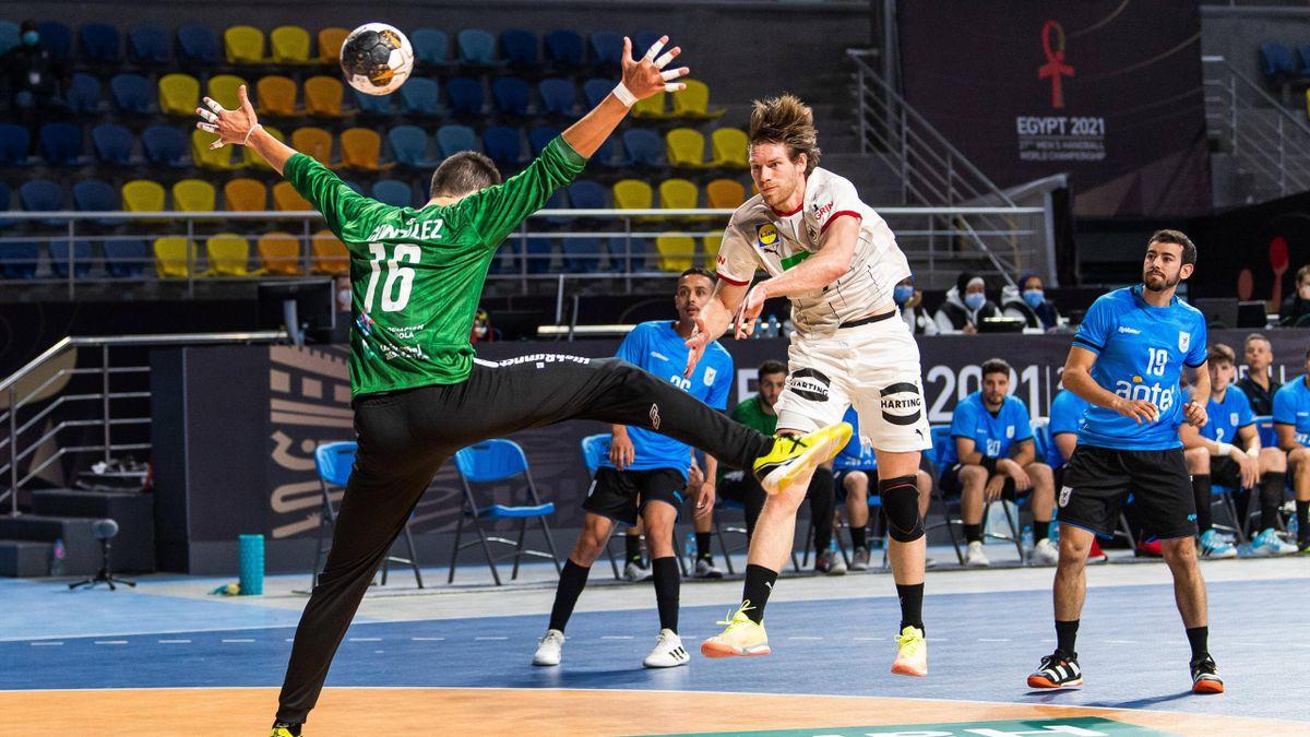 Deutschland ägypten Handball