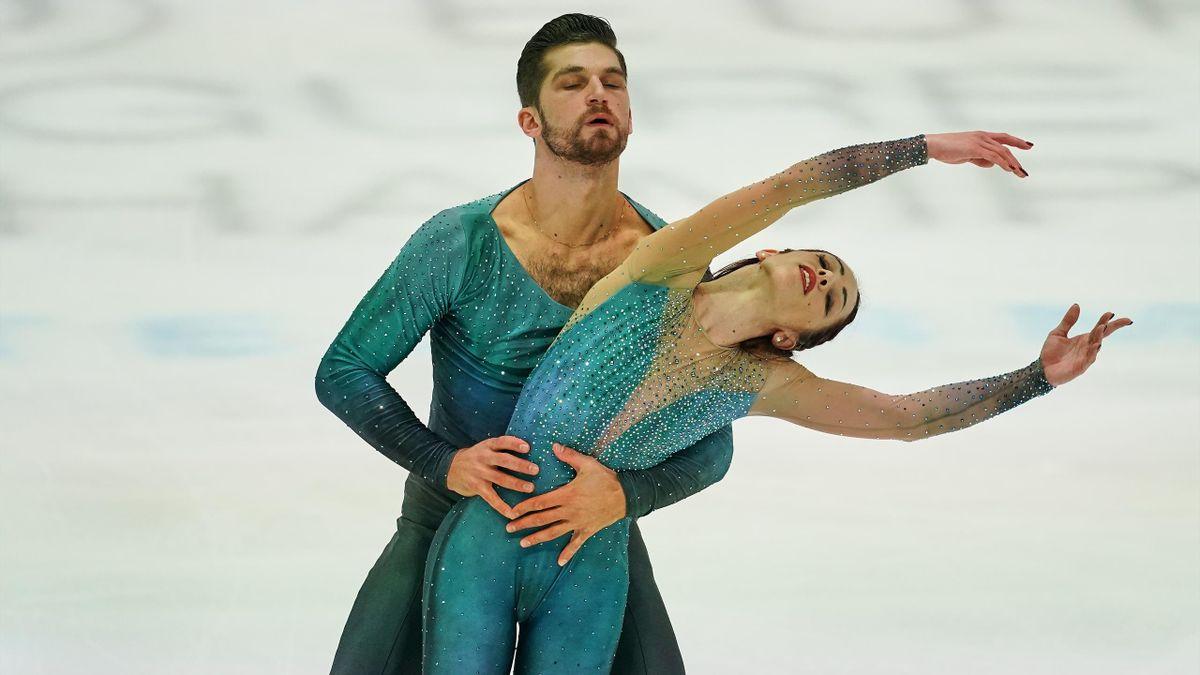 Nicole Della Monica-Matteo Guarise - ISU European Figure Skating 2019 - Getty Images