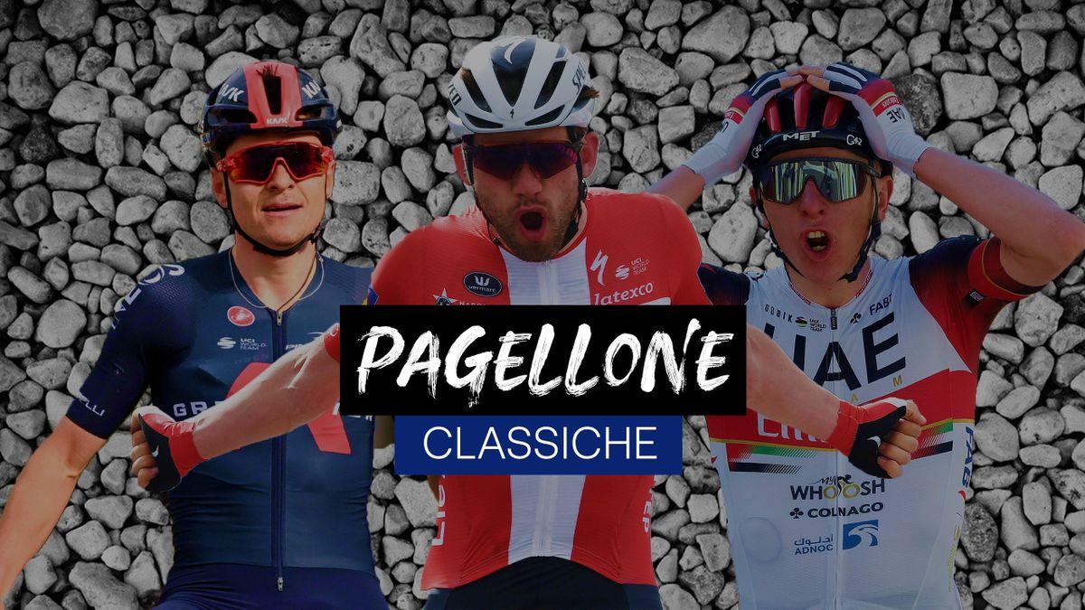 Pagellone Classiche ciclismo
